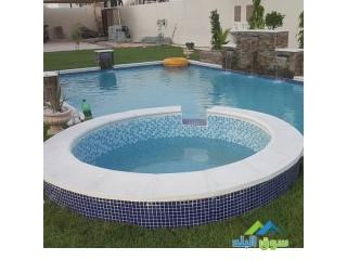 شركة تنفيذ احواض سباحة