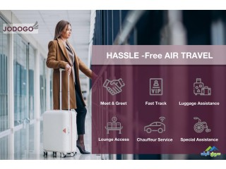 VIP concierge services in Frankfurt airport JodogoAirportAssist