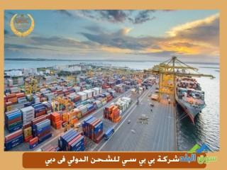 شركة شحن من الامارات الي السعودية00971544995090