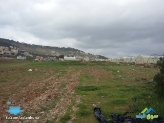 ارض للبيع في المستندة/ حي القاضي - قرب مسجد فلاح حجيلة الحنيطي