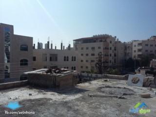 سطح بناية للبيع في ابو نصير/ حي المحبة - قرب مسجد حليمة الريان