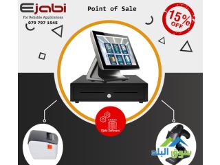 أسعار اجهزة الكاشير واجهزة نقاط البيع في الاردن من الوكيل ,0797971545 الاردن