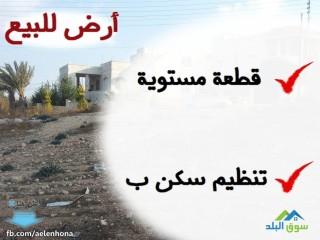 ارض للبيع في شفا بدران/ ابو القرام - قرب اكاديمية ريماس الدولية