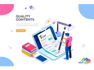 اكسب ثقة عملائك مع أفضل شركة كتابة محتوى عربي في السعودية